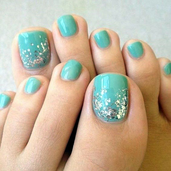 easy-toenail-designs-for- Anfänger-35