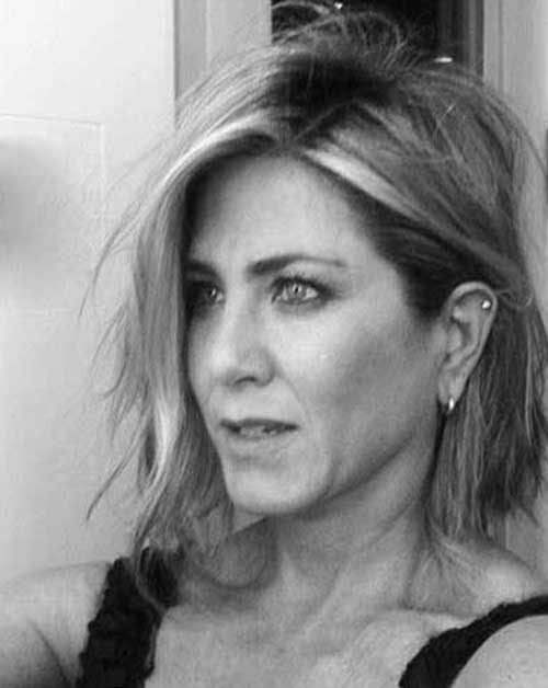 Jennifer Aniston Lange Bob-17