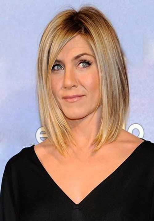Jennifer Aniston lange Bob-20
