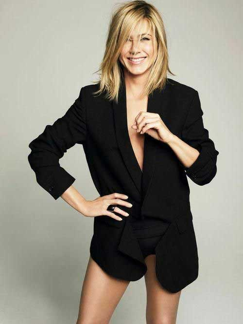 Jennifer Aniston Langer Bob-14