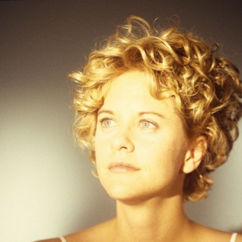 meg ryan curly pixie cut