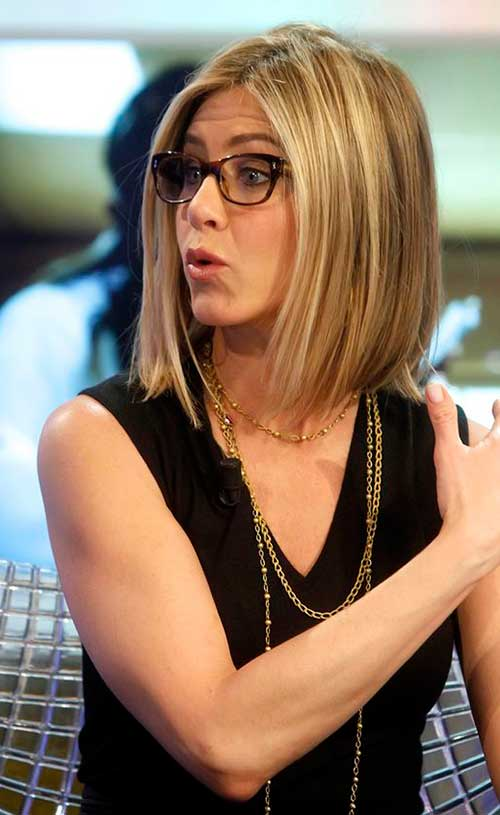 Jennifer Aniston lange Bob-7