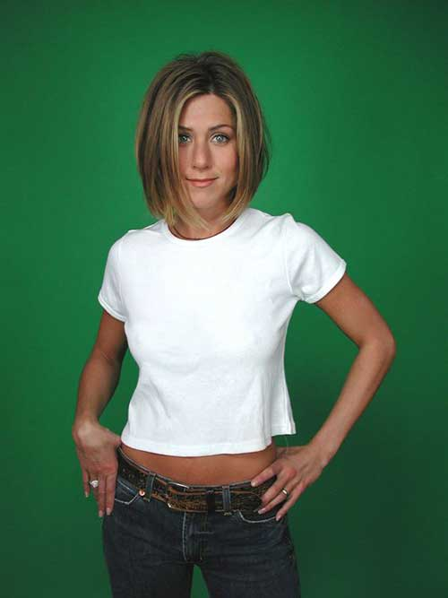 Jennifer Aniston Lange Bob-18