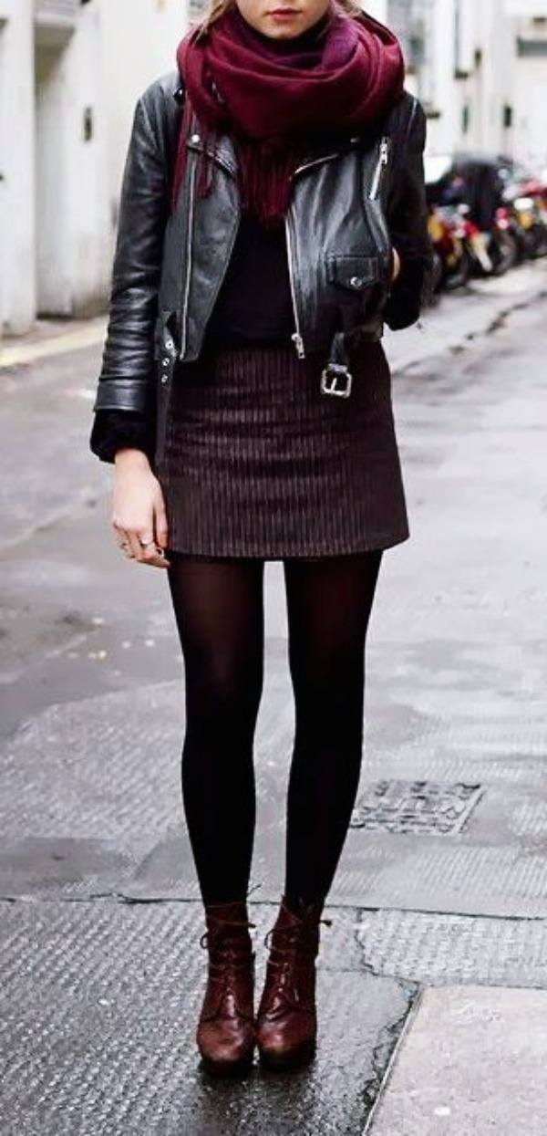 Uncommon-Jacket -mit-Rock-Outfits