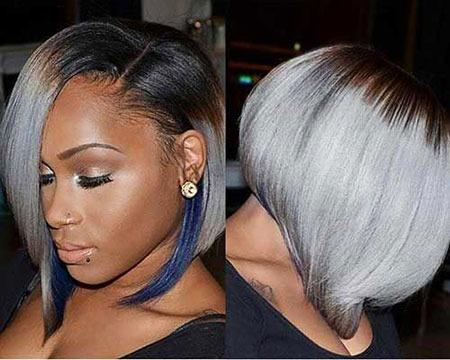 Kurze lockige Frisuren Black Women - 13-