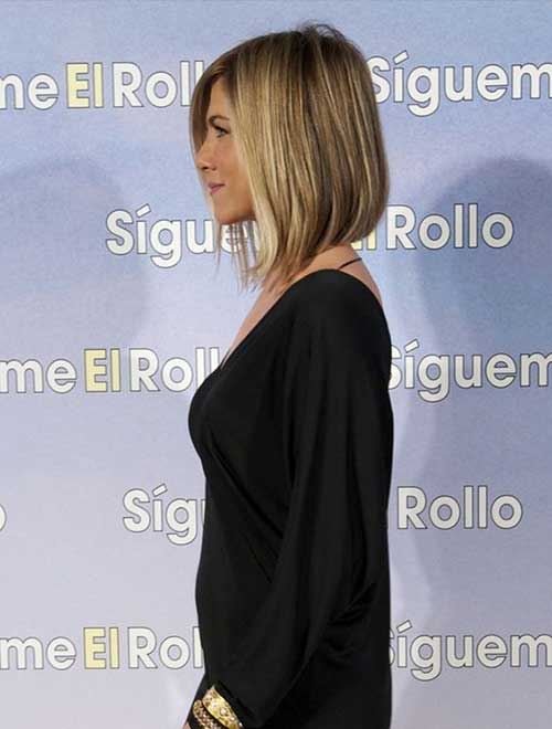 Jennifer Aniston Langer Bob-15