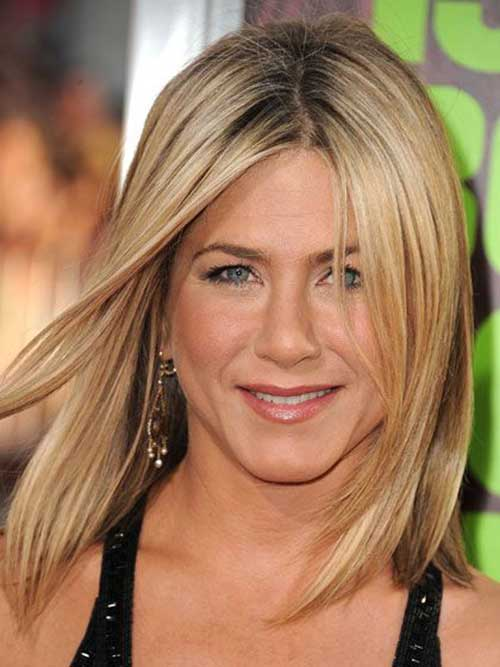 Jennifer Aniston Langer Bob-11