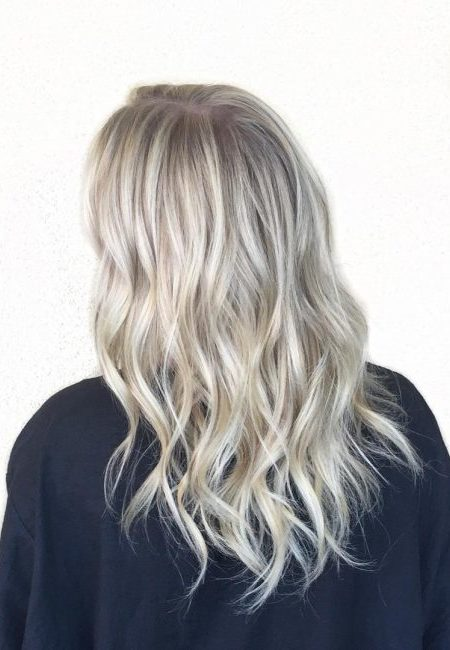 Caramel Blonde Waves