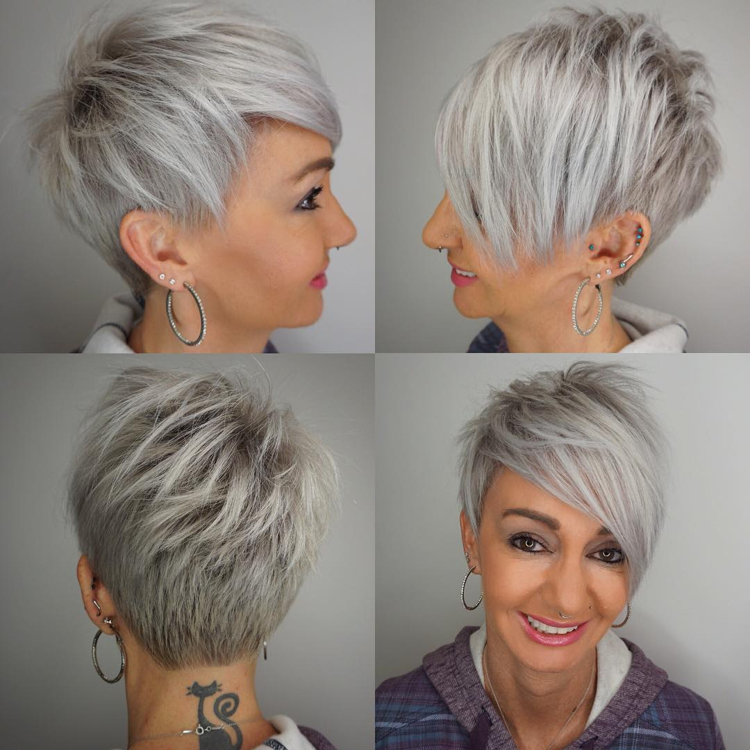 Stylish Pixie Haircut, 2018 Beste kurze Frisuren for Women