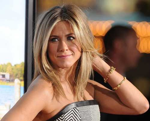 Jennifer Aniston lange Bob-6