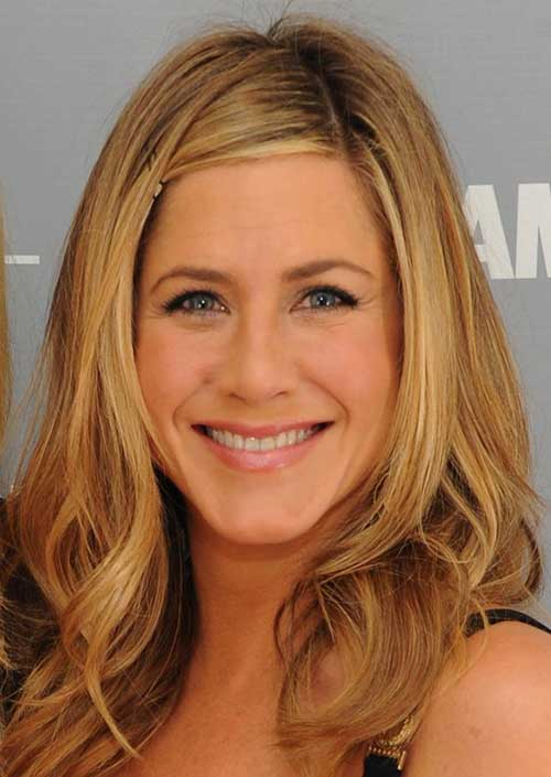 Jennifer Aniston Langer Bob-13