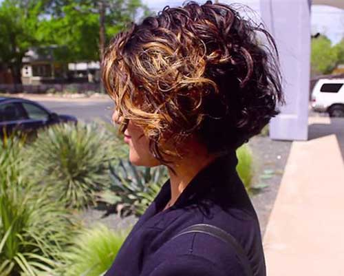 Short Curly Frisuren-8