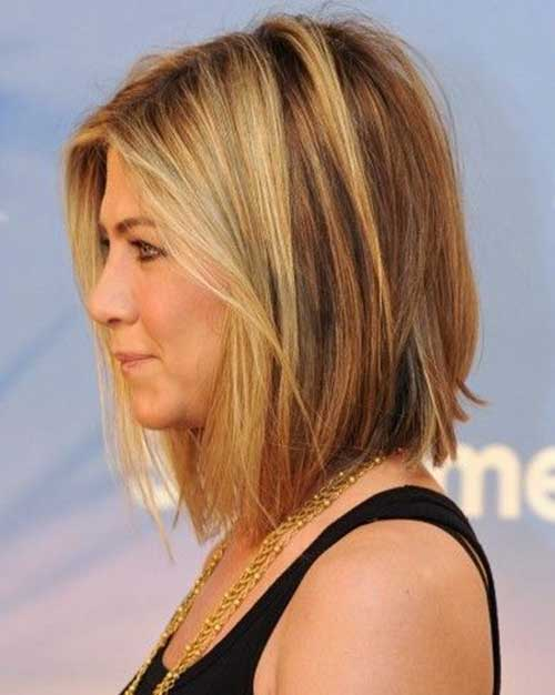 Jennifer Aniston Langer Bob-12
