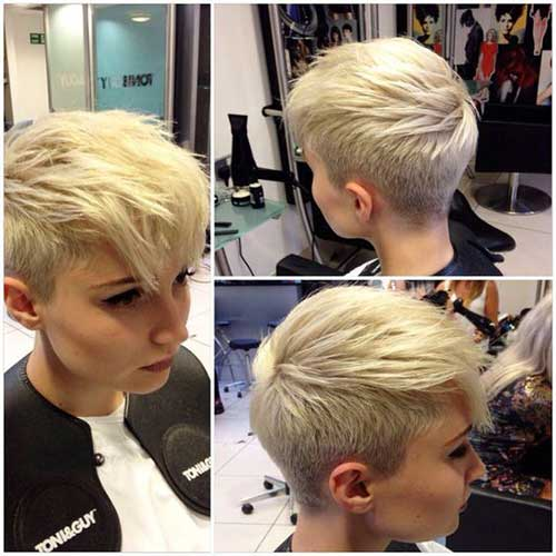 Layered Short Frisuren-14