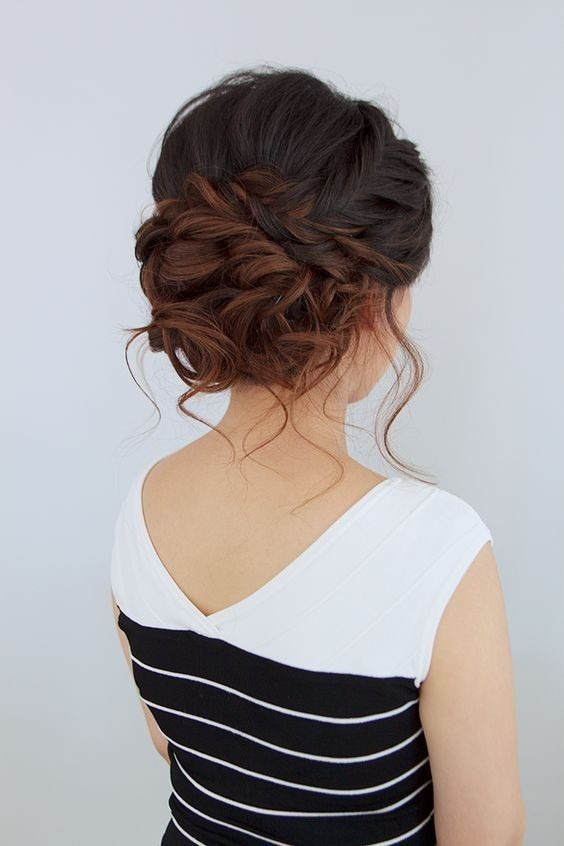 loose-braid-updo-frisur-2017-chaotisch-updo-for-summer