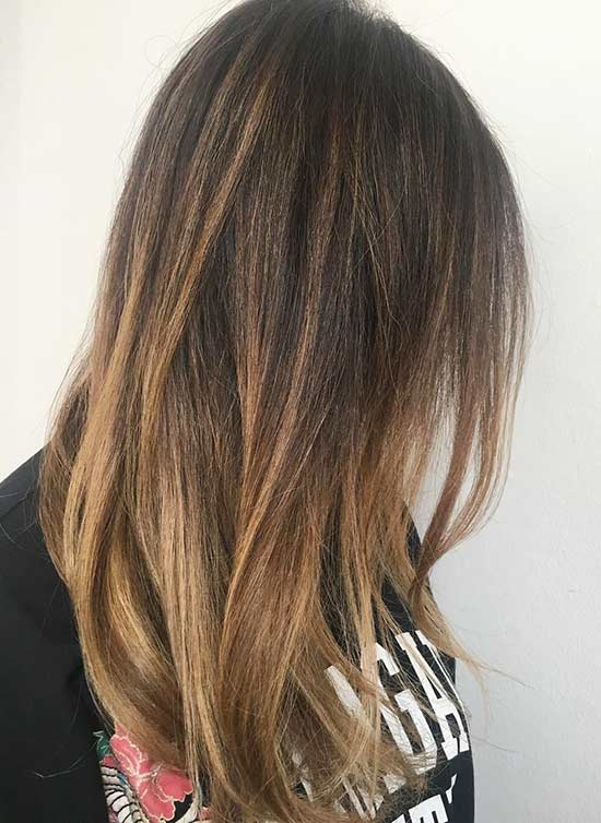 9. Caramel Color Melt