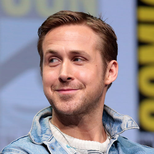 Ryan Gosling Short Haircut - Seitenteil