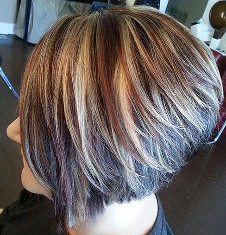 Bob Balayage Dick Blonde