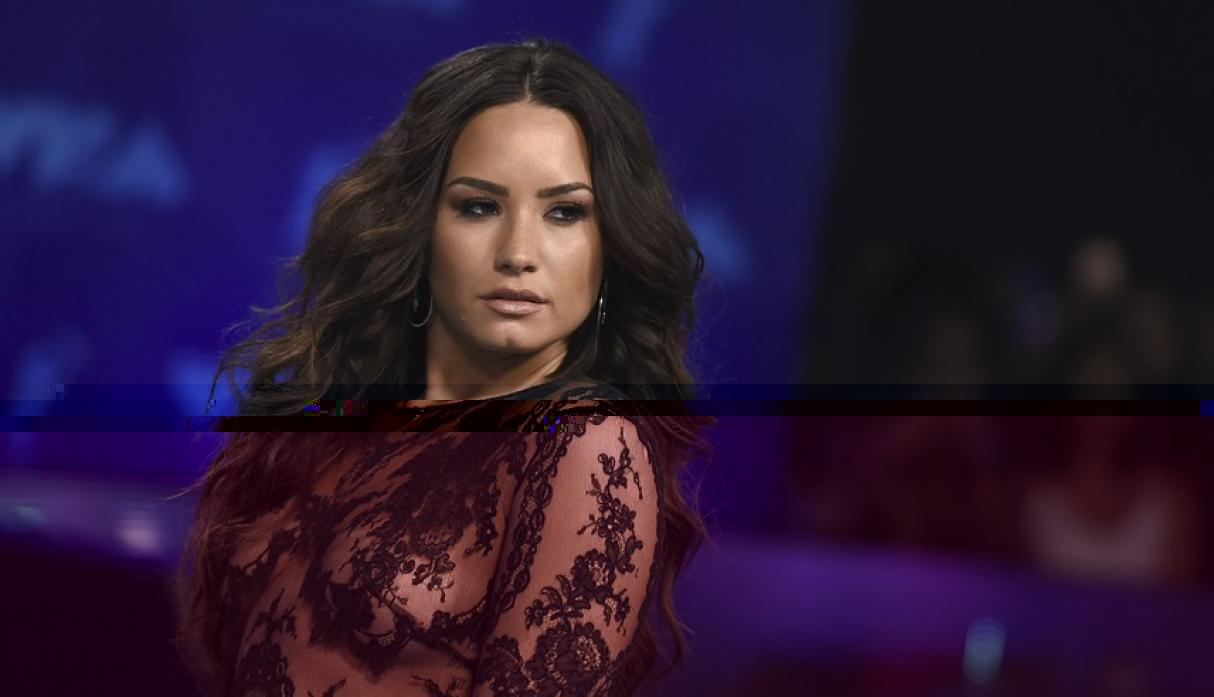 Demi Lovato Celebrity Frisuren 2017 VMA