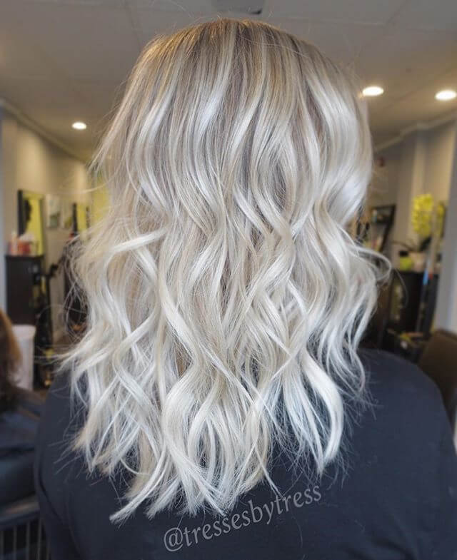 Classic Platinum mit Fun Waves