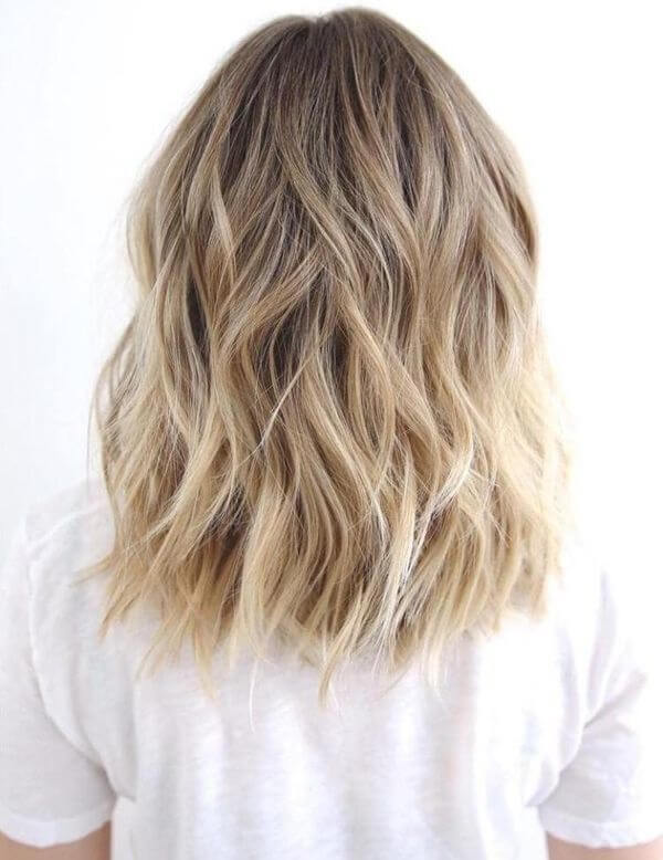 Flirty und Fun Blonde Highlights