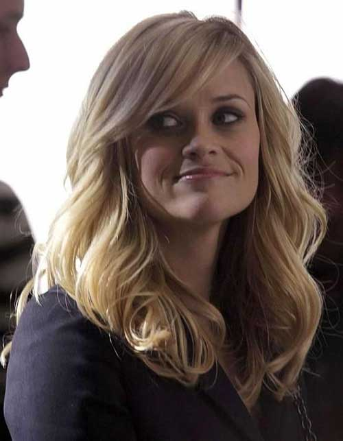 Reese Witherspoon lockige Frisur