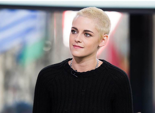 Kristen Stewarts buzz cut frisuren