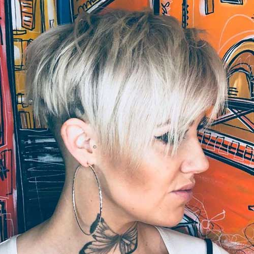 Kurze Layered Haircuts-6 <img class=
