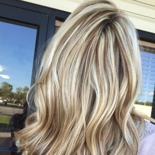 55 Modische Ideen Fur Braunes Haar Mit Blonden Highlights Madame
