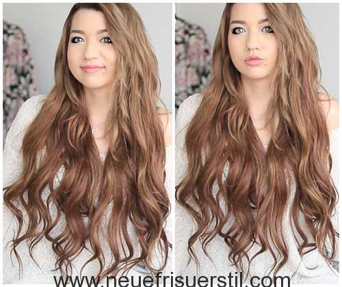 20 Frisuren Fur Welliges Haar Madame Friisuren Madame Frisuren