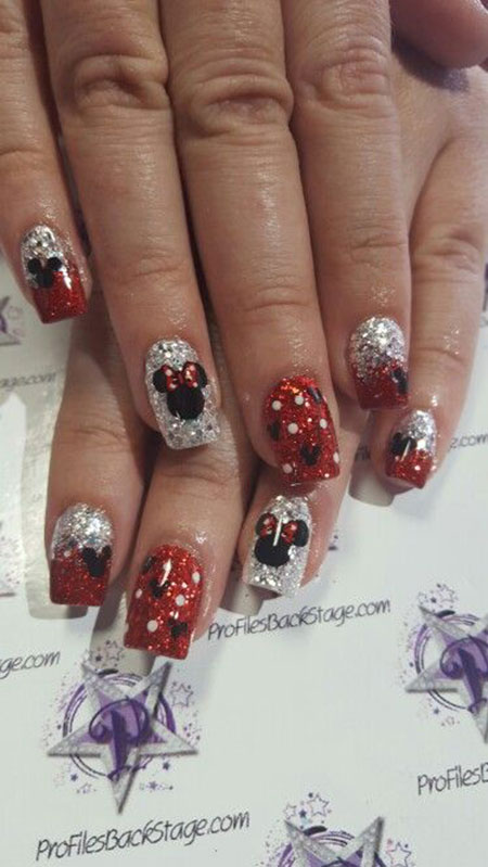 Disney Gel Minnie Mickey