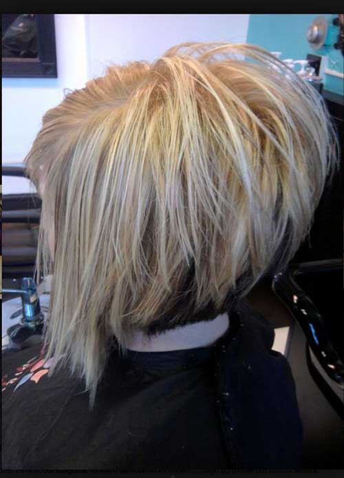 "Stacked Layered Bob ""title="" Bestgestapelter Bob ""> </p><div class="