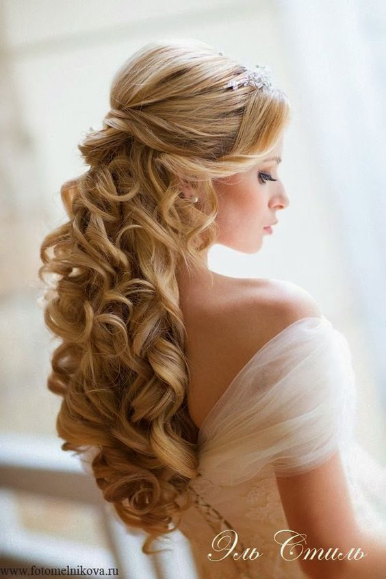 Steal Worthy Wedding Frisuren von Belle the Magazine