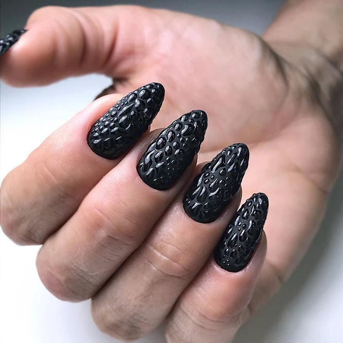 Sweet Dewy Nails Design