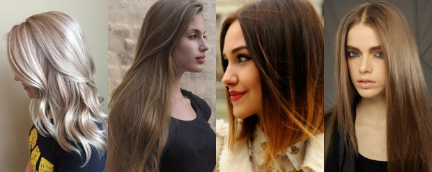 Haarfarbe Trends 2017