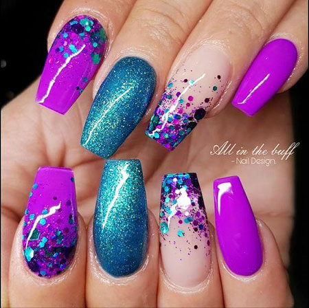 Nageldesigns Art Nails