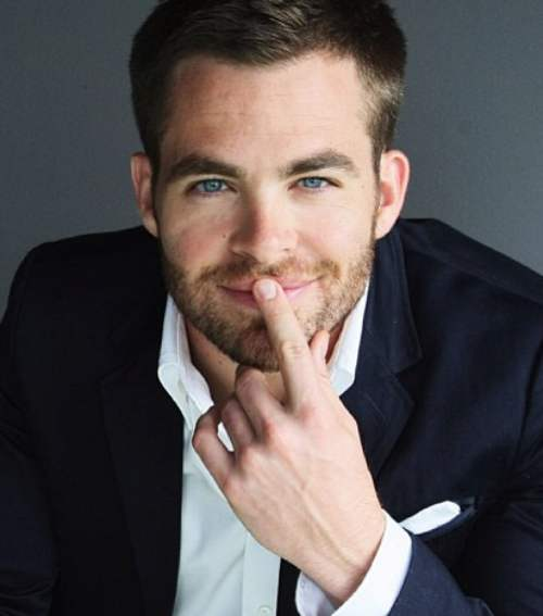 Chris Pine-Haarschnitt Star Trek