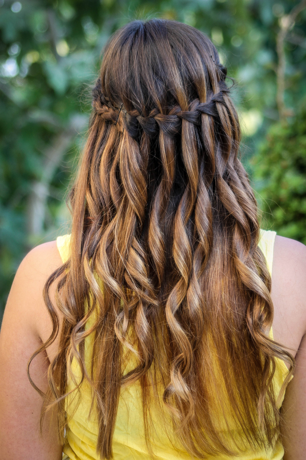 French Braid-Frisuren