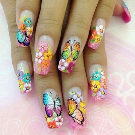 Designs Nail Ideas Butterfly