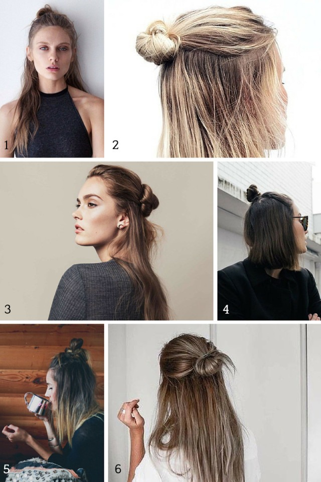 "Die Hälfte des Bun </figcaption></figure> <p><strong> ] The Half Bun "" width=""640″ height=""960″><figcaption class="