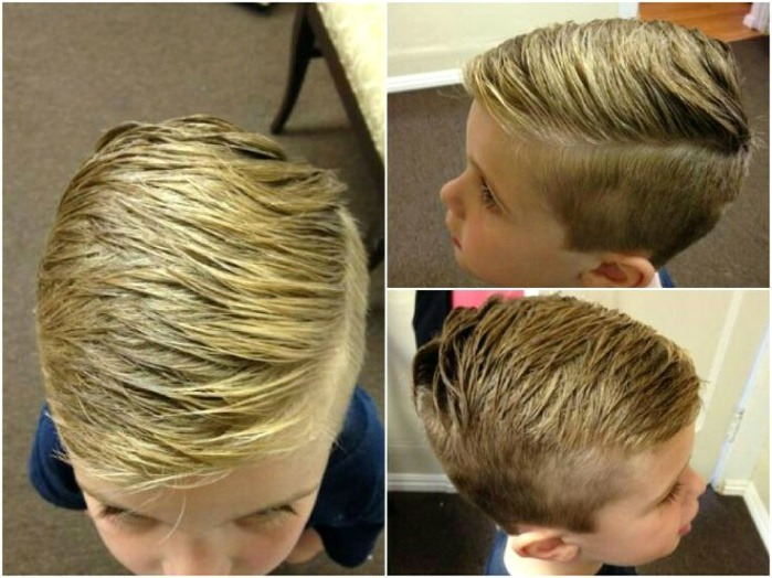 50 Inspirational Hairstyle Guys Crest