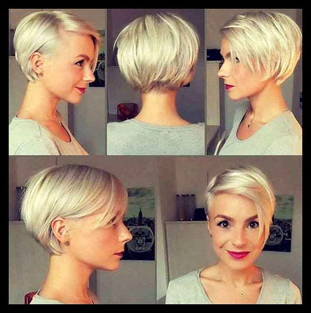 Kurze Pixie Hair Womens
