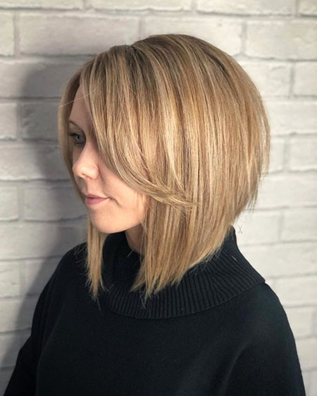 Bob Blonde Dick Balayage